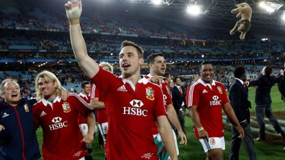 World Cup bid a factor in Australian offer to host Lions tour