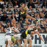 Pies rally to bump off Bolton, but screamer still up for mark of the year