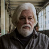 For Sea Shepherd founder Paul Watson, protesting is too submissive