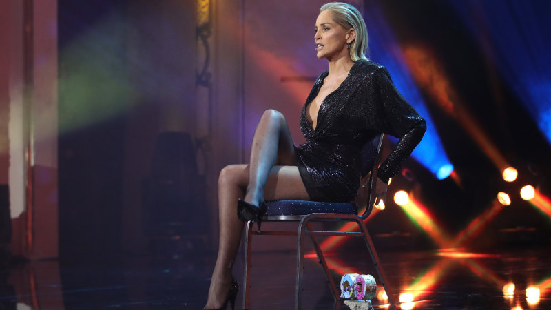 How Sharon Stone makes 61 look like the best age ever