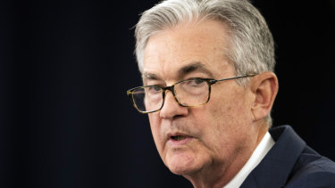 Not doing the US president's bidding: Jerome Powell was the target of a highly personal attack from Donald Trump.