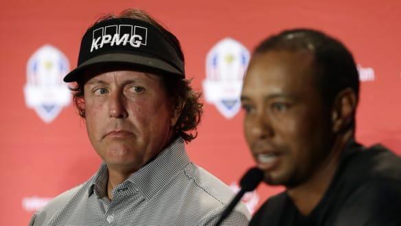 Fierce backlash strikes next week's $12.3 million Tiger-Phil 'farce'