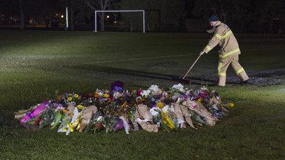 Man charged over graffiti at Eurydice Dixon memorial