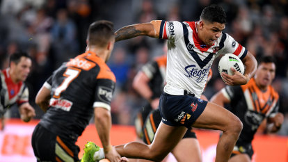 'It was hard to watch him hurting': Keary backs under-fire Mitchell
