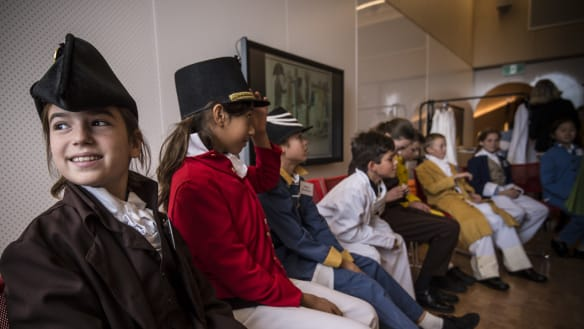 No shushing! State Library of NSW opens the door to children