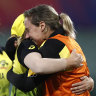 'Absolute pure joy': Perry's tears of happiness for final-bound Australia