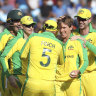 Zampa does it again, claiming Kohli's wicket for fourth time in a year