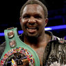 WBC seeks information on Whyte dope test reports