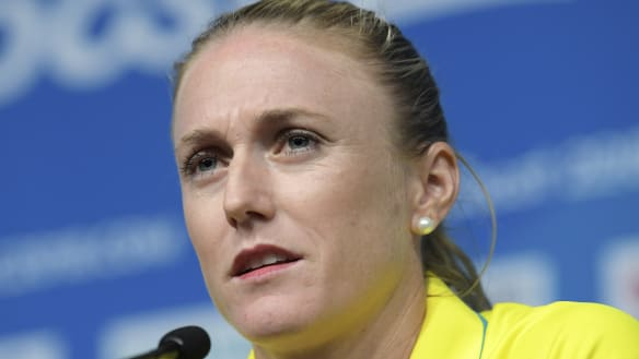 Athletics gets Sally Pearson on board
