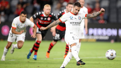 Maclaren at double as depleted City down woeful Wanderers