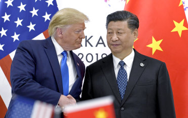 China-US rivalry poses world's greatest challenge, but we can prosper