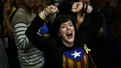 Three Catalans were elected to the European Parliament. How they will take their seats isn't known