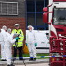 Two found guilty of killing 39 migrants in truck container
