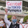 'Stretched thin': Tokyo medicos plead with organisers to cancel Games
