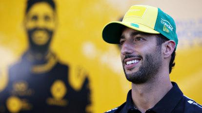Ricciardo feels F1 rule delay won't impact potential driver movement