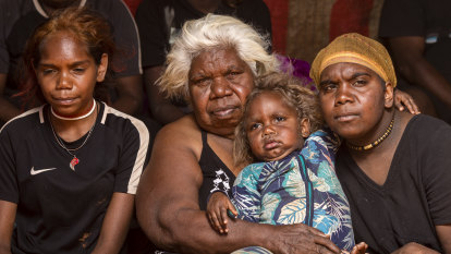 Aboriginal community opposes moving murder trial of NT police officer