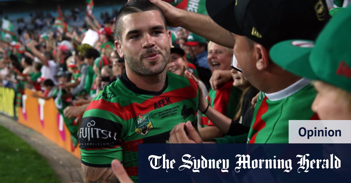South Sydney must bend and re-sign Adam Reynolds – Sydney Morning Herald