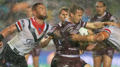 Keary's masterclass in the slush denies Des Hasler a homecoming win