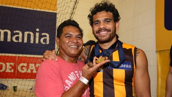 Searching for Cyril: South Freo boss to fly to Darwin in hunt for next Rioli