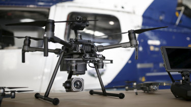 Police Minister Michelle Roberts will today announce a roll-out of a new WA Police Force drone capability.