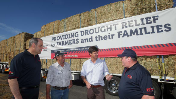 Exclusive Brethren's drought appeal after big wages bill