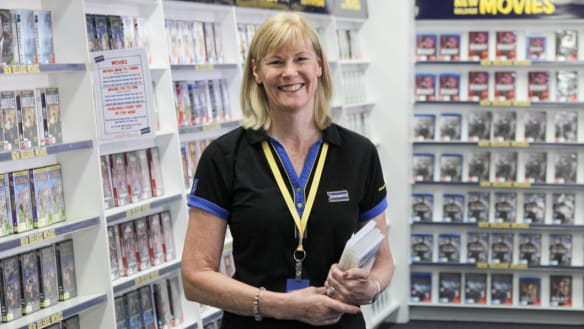 And then there were two: Morley Blockbuster one of the last in the world