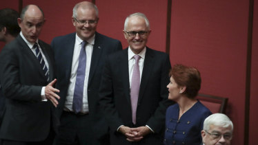 Prime Minister Scott Morrison has indicated the Liberal Party will not do preference deals with One Nation.