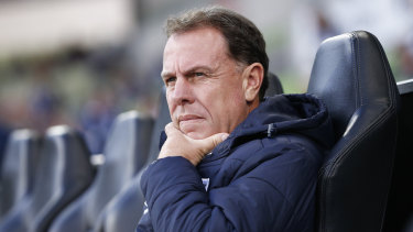 Alen Stajcic was removed as Matildas coach in January 2019.