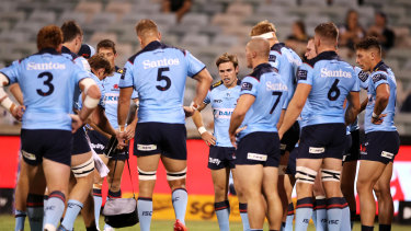 The Waratahs are 0-5 in 2021.