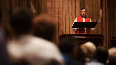 Archbishop Glenn Davies, who will retire next year, has led the conservative Sydney Anglican diocese since 2013.