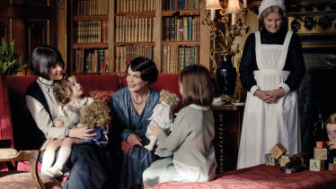 Many of the stars of the much-loved TV series have returned for the film version of Downton Abbey.