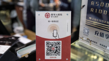 China is far down the road with its digital currency efforts.
