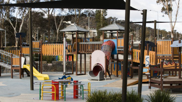 The National Capital Authority has called for expressions of interest to operate a semi-transportable kiosk at Boundless Playground.