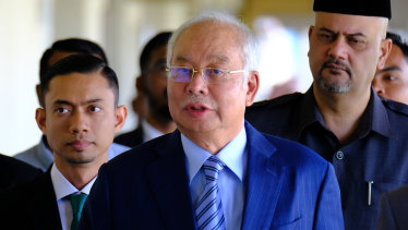 Najib Razak, Malaysia's former prime minister, set up the 1MDB sovereign fund.