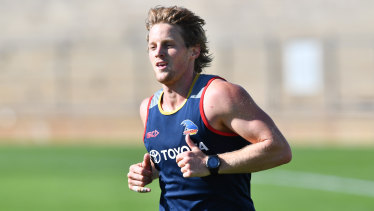 Rory Sloane could be St Kilda captain from day one.