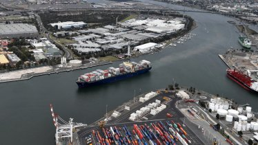The Port of Melbourne is being probed to ensure the owner is not misusing its market power.