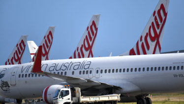 Virgin Australia will increase its domestic flying to 13 per cent of pre-pandemic levels by early next month.