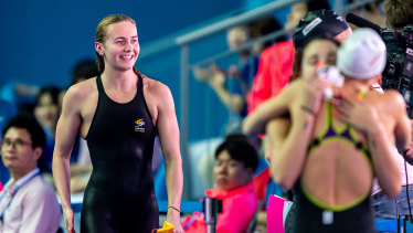 Swimming officials have plans if freestyle gun Ariarne Titmus continues to struggle with a shoulder injury.