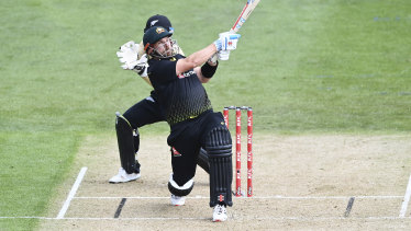 Aaron Finch is enduring a lean run in the shortest form of the game.