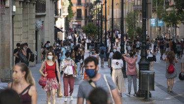 The new surge in coronavirus cases has economists slashing their economic forecasts for Europe.