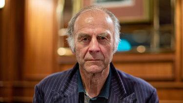 Sir Ranulph Fiennes in New Zealand honouring Sir Edmund Hillary.