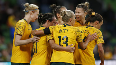 The Matildas are among the most respected national teams.