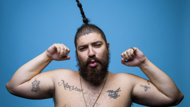 """Josh Ostrovsky, aka """"The Fat Jewish"""", believes the end is nigh for influencers."""