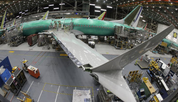 Boeing's troubled 737 MAX has been grounded since March in response to the fatal crashes.