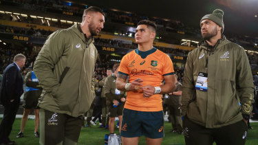 Quade Cooper would be a risky selection for the clash against New Zealand in Perth.