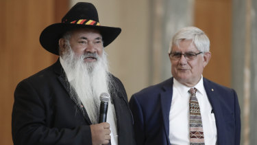 Senator Pat Dodson and Minister for Indigenous Australians Ken Wyatt are both opposing WA's euthanasia laws.