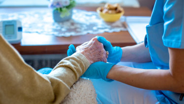 The AMA does not want the government to privatise aged care assessment teams.