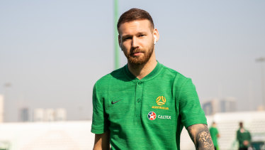 Martin Boyle missed the Asian Cup after suffering a pre-tournament knee injury.