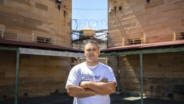 Keenan Mundine in Incarceration Nation