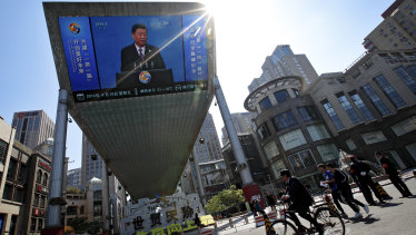 President Xi Jinping promised to set high standards for China's Belt and Road infrastructure initiative, seeking to dispel complaints the many billion dollars in projects leave developing countries with too much debt.